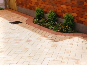 Residential Pavers
